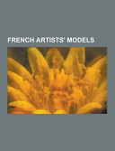 French Artists' Models