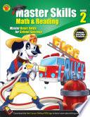 Math   Reading Workbook  Grade 2