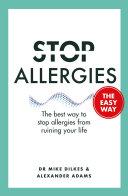 Stop Allergies The Easy Way
