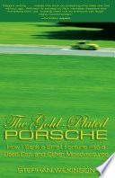 Gold-Plated Porsche