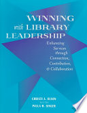 Winning with Library Leadership
