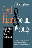 Civil Rights and Social Wrongs