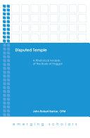Disputed Temple Pdf/ePub eBook