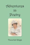 Adventures in Poetry Book