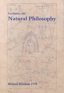 A Course of Lectures on Natural Philosophy