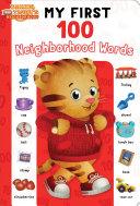 My First 100 Neighborhood Words Pdf/ePub eBook