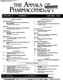 The Annals of Pharmacotherapy Book