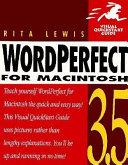 WordPerfect 3 5 for Macintosh