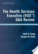 The Health Services Executive Hse Q A Review