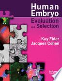 Human Preimplantation Embryo Selection Book PDF