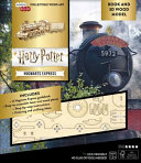 IncrediBuilds  Harry Potter  Hogwarts Express Book and 3D Wood Model