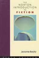 The Norton Introduction to Fiction Book