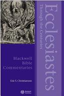 Ecclesiastes Through the Centuries [Pdf/ePub] eBook