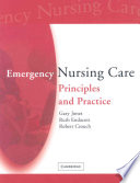 Emergency Nursing Care Book