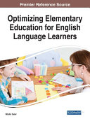 Optimizing Elementary Education for English Language Learners Pdf/ePub eBook