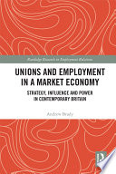 Unions and Employment in a Market Economy