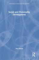 Social and Personality Development Pdf/ePub eBook