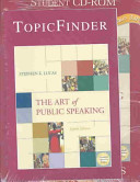 The Art of Public Speaking with Free Student APS  Powerweb  and Topic Finder