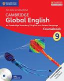 Cambridge Global English Coursebook Stage 9 Coursebook with Audio CD