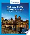 Matrix Analysis of Structures Book