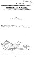 The Bermuda Cook Book Book PDF