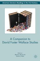 A Companion to David Foster Wallace Studies [Pdf/ePub] eBook