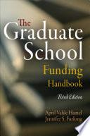 The Graduate School Funding Handbook