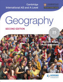 Books - AS And A Level Geography Students Book (2nd Edition) | ISBN 9781471868566