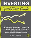 Investing QuickStart Guide Pdf/ePub eBook