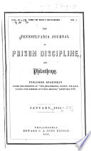 The Journal Of Prison Discipline And Philanthropy Book PDF
