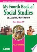 My Fourth Book Of Social Studies For Class-IV