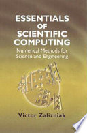 Essentials Of Scientific Computing Book PDF