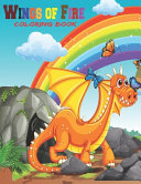 Wings Of Fire Coloring Book