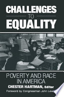 Challenges To Equality Poverty And Race In America