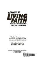 A Treasury of Living Faith