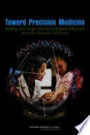 Toward Precision Medicine Book