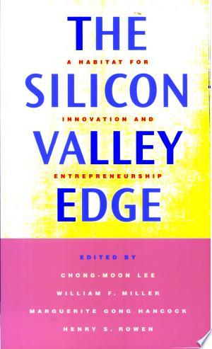 Free Download The Silicon Valley Edge PDF - Writers Club