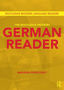 The Routledge Modern German Reader