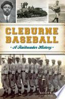 Cleburne Baseball