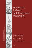 Hieroglyph  Emblem  and Renaissance Pictography