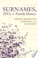 Surnames Dna And Family History