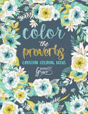 Color the Proverbs  Inspired to Grace  Christian Coloring Books  Day and Night