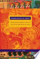 Cosmologies of Credit