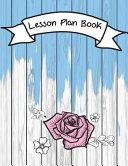 Lesson Plan Book Book