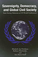 Sovereignty, Democracy, and Global Civil Society