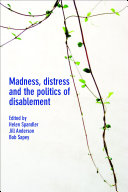 Madness, Distress and the Politics of Disablement Pdf/ePub eBook