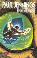 Cover of Unmentionable
