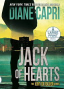 Jack of Hearts Large Print Edition  The Hunt for Jack Reacher Series