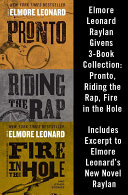 Elmore Leonard Raylan Givens 3-Book Collection