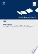 Bewertung der Wirtschaftlichkeit von RFID im Wertschöpfungsnetz
